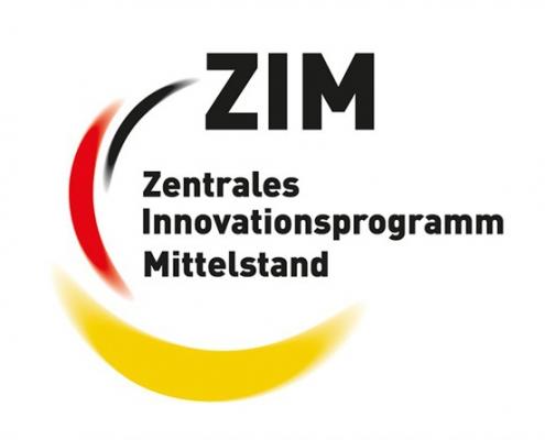 ZIM - Zentrales Innovationsprogramm Mittelstand Logo